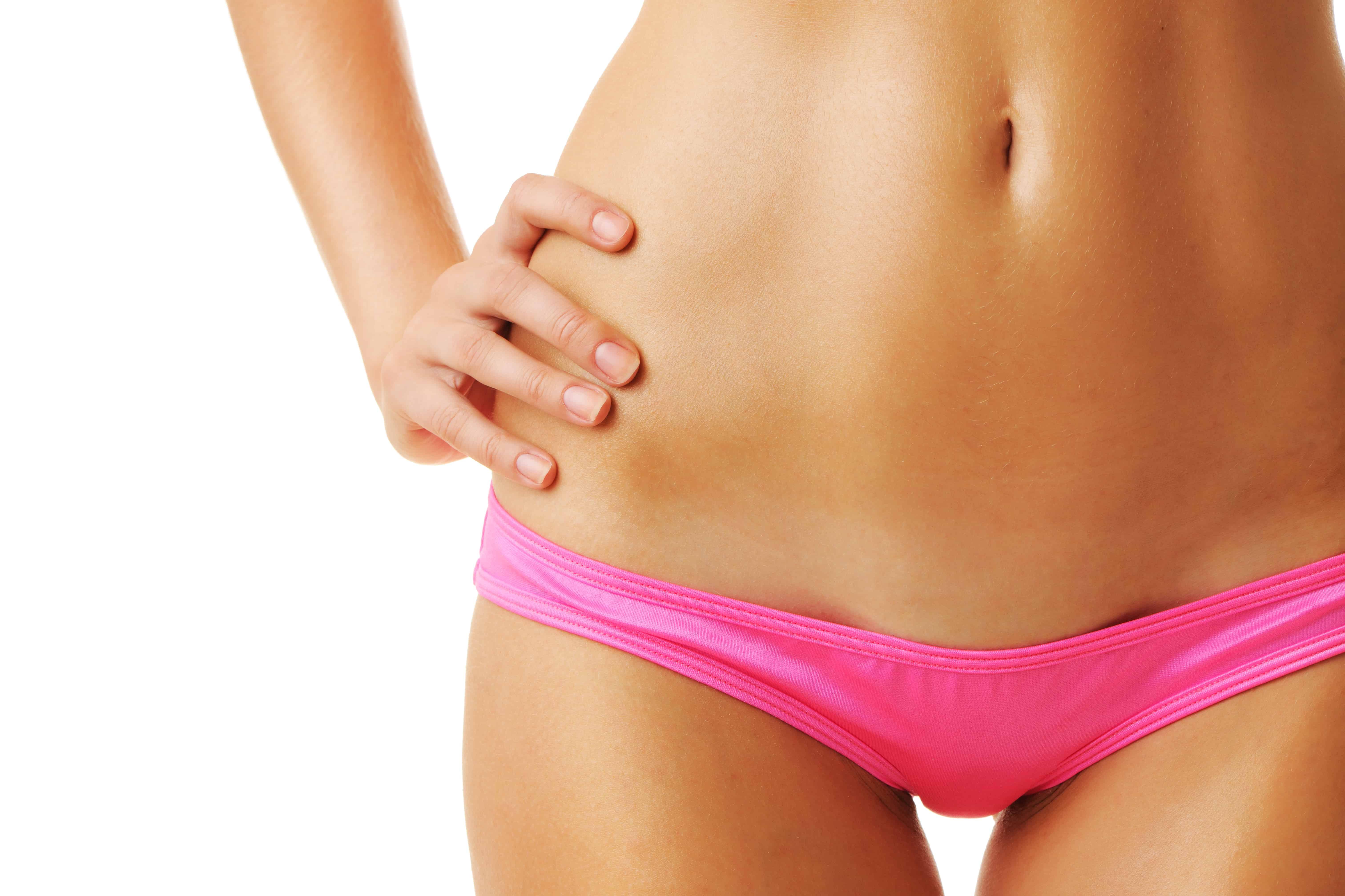 pubic fat removal